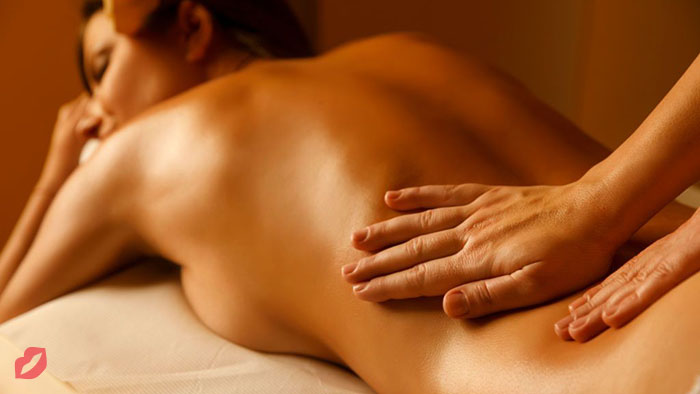 what is an erotic massage